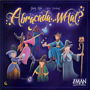 Abracada...what? - a spell-casting deduction game for the whole family