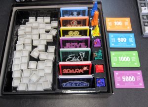 Acquire 2016 stock tray