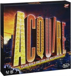 Acquire 2016 Avalon Hill/Hasbro version