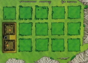 Agricola Revised Edition player board
