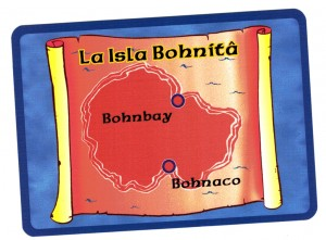 Bohnanza: Pirates - La Isla Bohnita