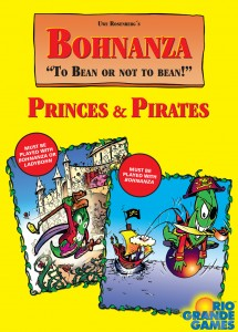 Bohnanza Princes & Pirates