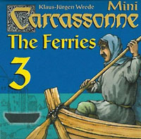 Carcassonne Mini 3: The Ferries