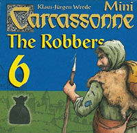 Carcassonne Mini 6: The Robbers
