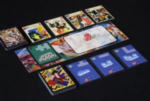 Cubist - initial game setup
