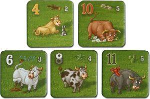 El Gaucho cattle tiles
