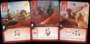 Elysium Ares Cards