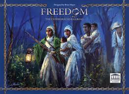 Freedom: Underground Railroad