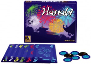Hanabi (R&R version) contents