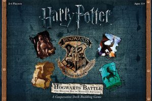 Harry Potter: Hogwarts Battle - Monster Box of Monsters