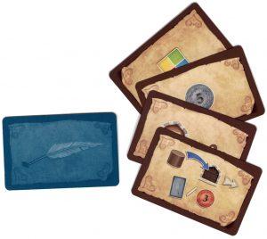 Istanbul - sample Caravansary cards