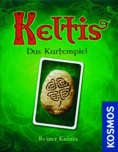 Keltis Das Kartenspiel, aka Keltis: The Card Game