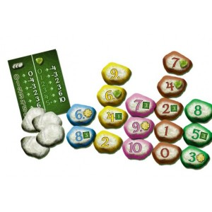 Keltis Stones - components