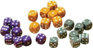 Las Vegas Boulevard - new dice to support additional players