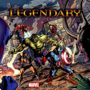 Legendary: A Marvel Deckbuilding Game