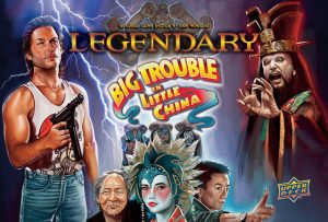 Legendary DBG: Big Trouble In Little China