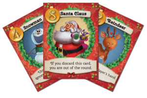 Letters to Santa sample cards