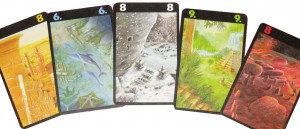 Lost Cities sample cards