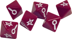 Mansions of Madness 2nd Ed dice