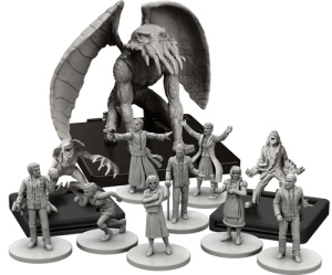 Mansions of Madness 2nd Ed sample minis