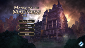 Mansions of Madness 2nd Ed App