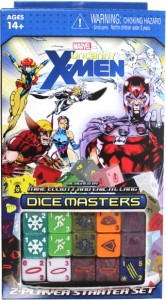 Marvel Dice Masters Uncanny X-Men Starter Set