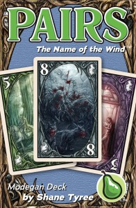 Pairs - The Name of the Wind Modegan Deck
