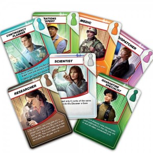 Pandemic 2nd Edition Roles