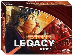 Pandemic: Legacy red box