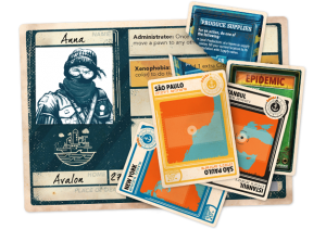 Pandemic Legacy: Season 2 - New Cards