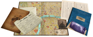 Sherlock Holmes: Consulting Detective - Thames Murder and Other Cases components