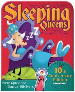 Sleeping Queens 10th Anniversary Edition