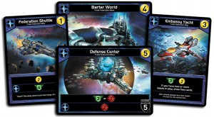 Star Realms - sample cards