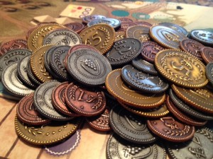 Tuscany Prima metal Lira coins