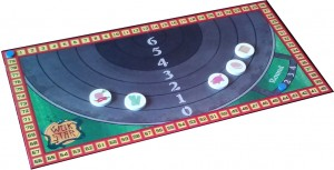 Wok Star game board