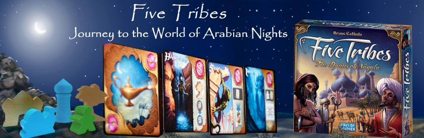 Five Tribes - Journey to the World of Arabian Nights